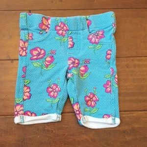 Tucker +Tate Floral Pants size 2